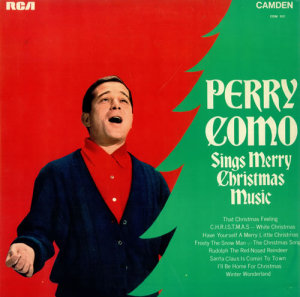 perry como christmas songs kFnU