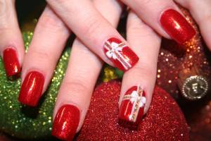 pinterest christmas nails CnSu