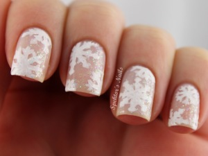 pinterest christmas nails HgNx