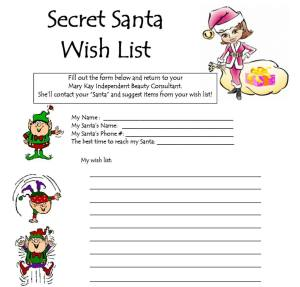 printable christmas wish list JBmy