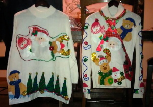 tacky christmas sweater party ideas eLOM