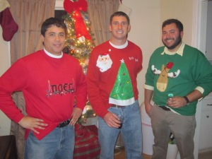 tacky christmas sweater party ideas pMTa