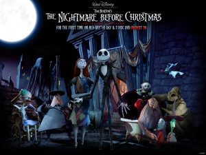 the nightmare before christmas jack YmAB