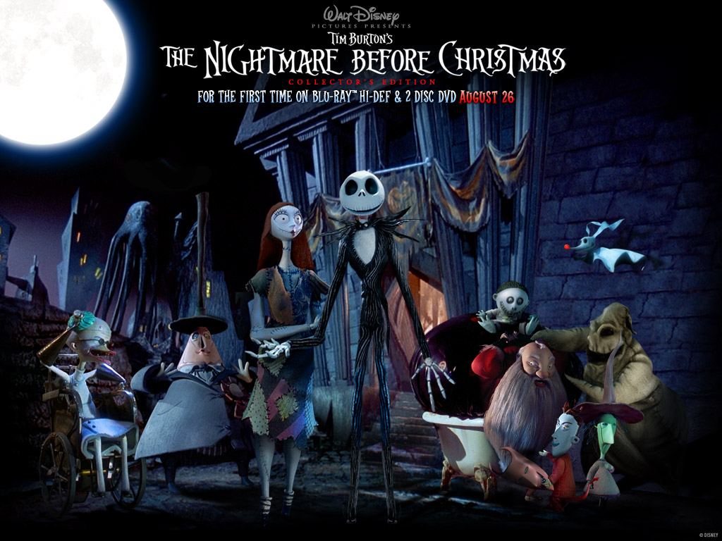 The Nightmare Before Christmas Jack Pictures Wallpapers