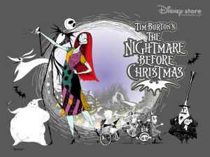 the nightmare before christmas wallpaper JnBd