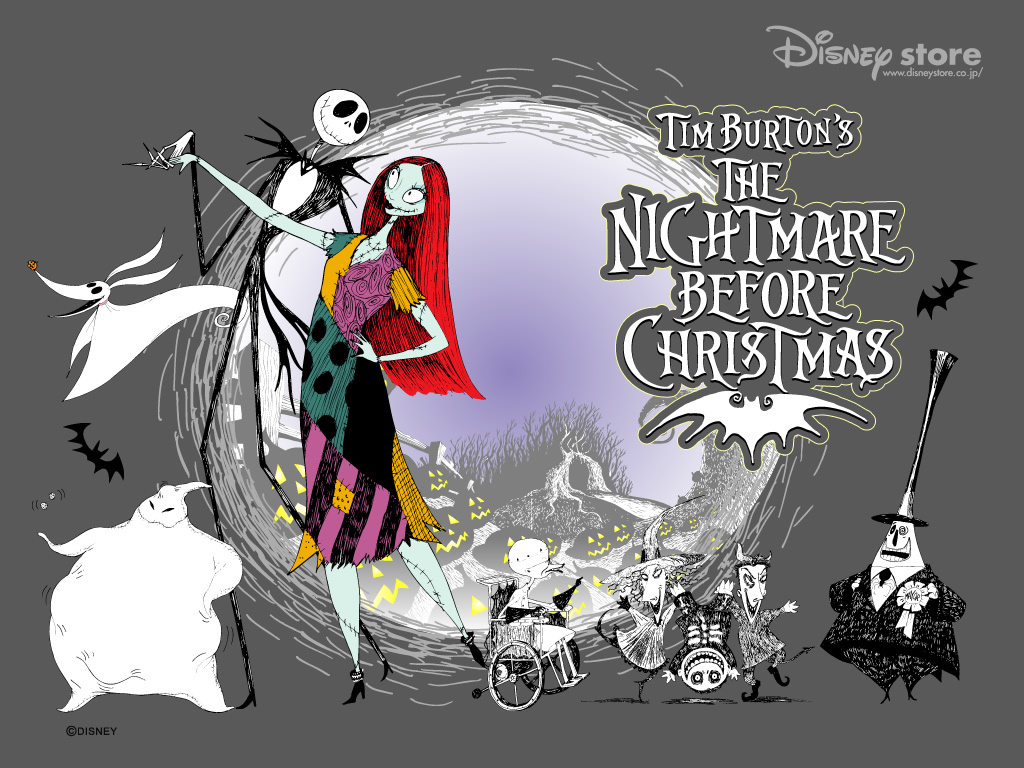 The Nightmare Before Christmas Wallpaper Pictures Wallpapers