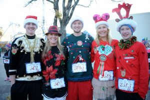 ugly christmas sweater run XdTC