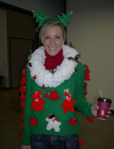 ugly sweater christmas party ideas jUdN