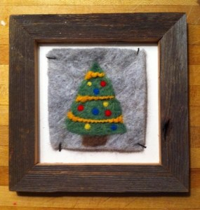 wall hanging christmas tree xJHM