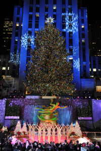 where is the christmas tree in nyc VMhl