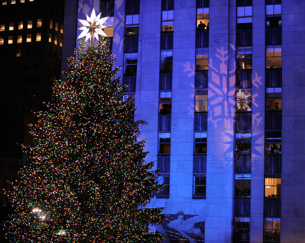 Where Is The Christmas Tree In Nyc Pictures Wallpapers