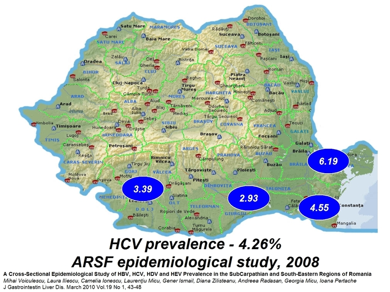 liver cancer chronic viral hepatitis in balkans balkanhep QHmV