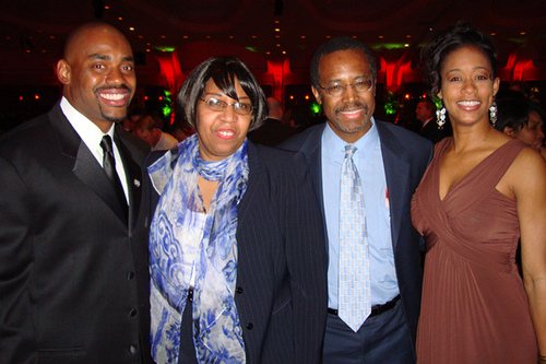 Ben Carson Family Pictures Wallpapers