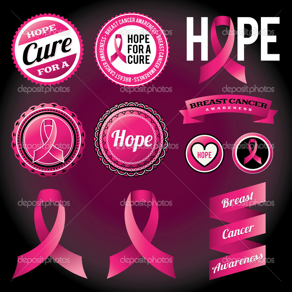 Breast Cancer Badges Deibybwqc