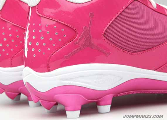 Breast Cancer Cleats Pictures Wallpapers