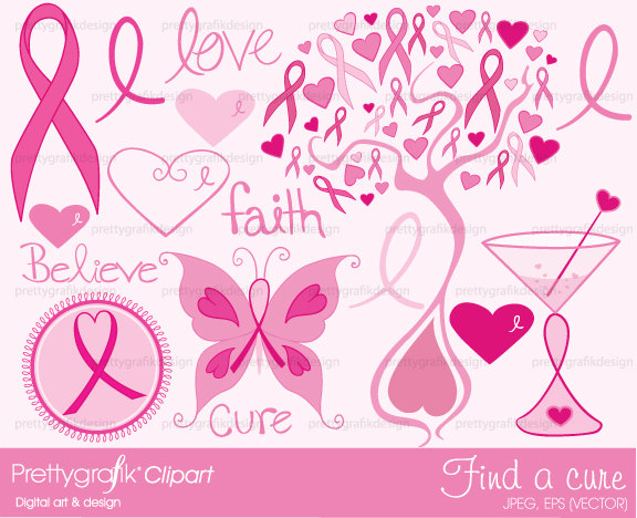 Breast Cancer Clip Art Pictures Wallpapers