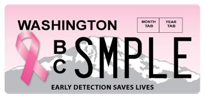 Breast Cancer License Plates Qmcamfrj