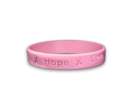 Breast Cancer Silicone Bracelets Pictures Wallpapers
