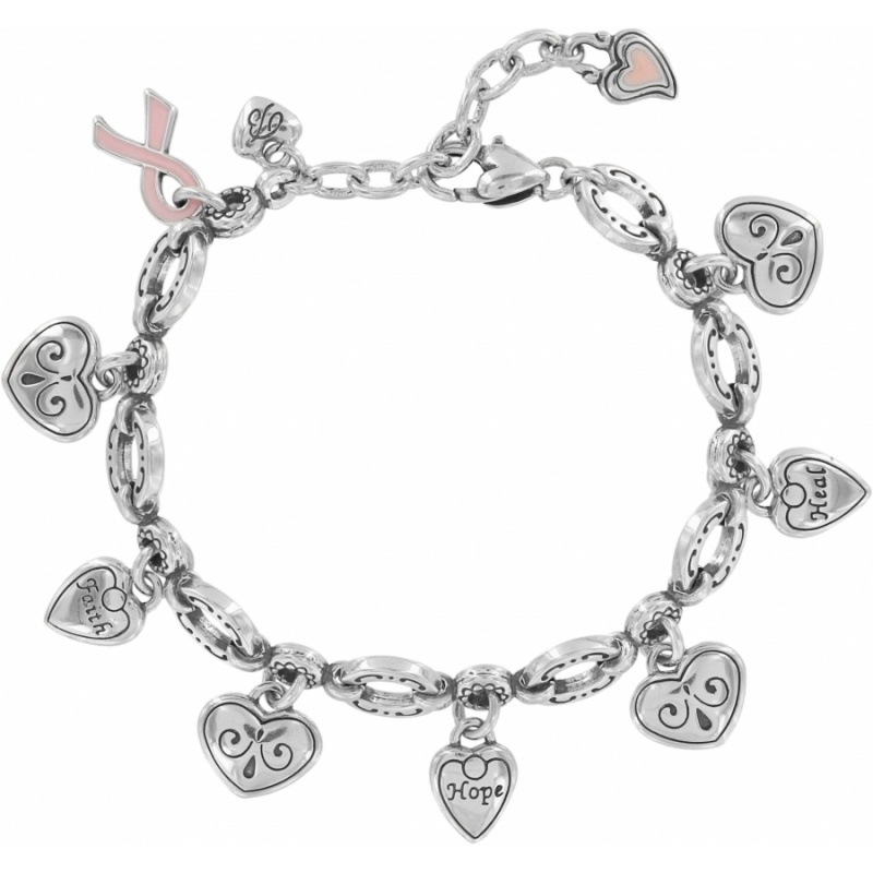 Brighton Breast Cancer Bracelet  Acvfrftbc