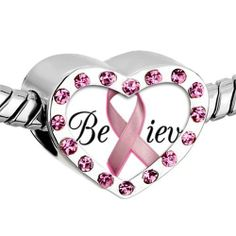 Pink Breast Cancer Bracelets Yudwkohie