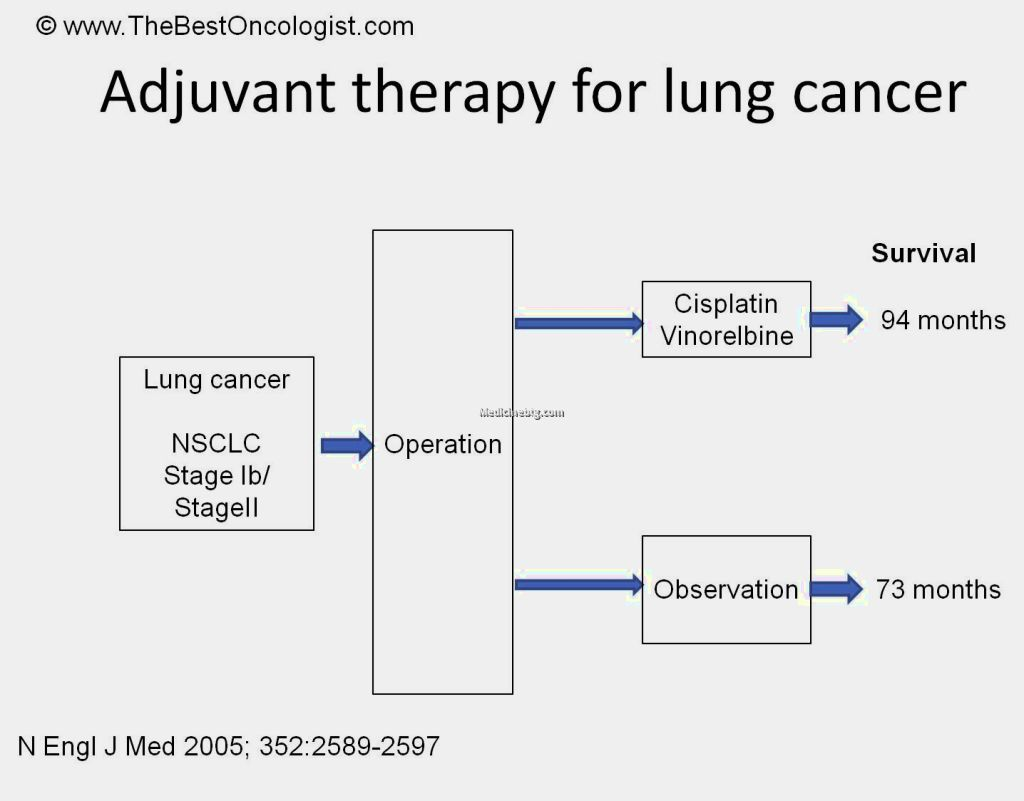 lung cancer chemotherapy
