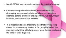 Men's Breast Cancer Symptoms