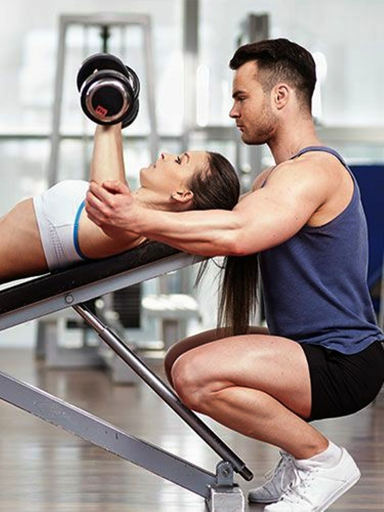 Becoming A Personal Trainer Pictures Wallpapers