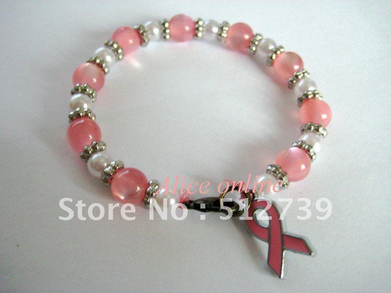 Breast Cancer Charm Bracelet Pictures Wallpapers