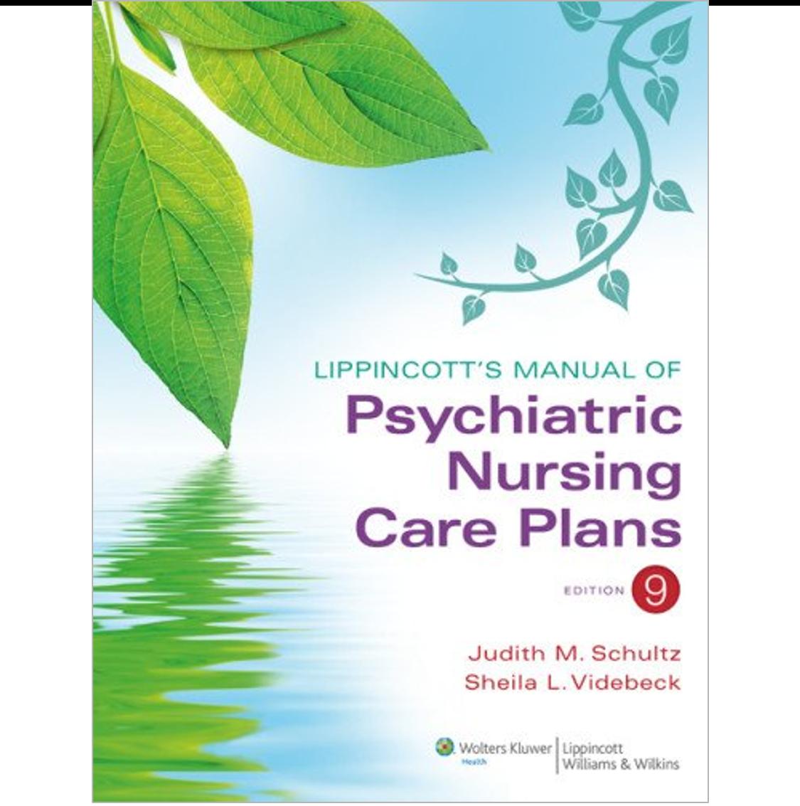 Mental Health Nursing Care Plans | MedicineBTG.com