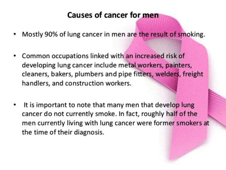 Lung Cancer Symptoms in Men Pictures Wallpapers